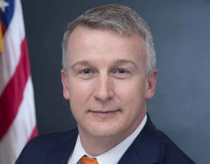Health and Human Services via ASSOCIATED PRESS                                 Rick Bright is shown in his official photo from April 2017, in Washington. Bright filed a complaint, May 5, with the Office of Special Counsel, a government agency responsible for whistleblower complaints.