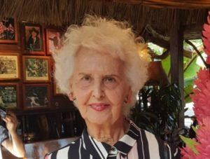 COURTESY BARBARA CARLSON                                 Lillian Seiser, 95, was admitted to Maui Memorial Medical Center with a urinary tract infection on Feb. 29. On April 10, she found out she had contracted COVID-19 while at the hospital and began suffering from pneumonia, but has since recovered.