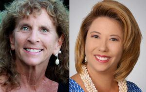 STAR-ADVERTISER                                 Nanci Kreidman, chief executive officer of Domestic Violence Action Center, and Tina Yamaki, president of Retail Merchants Association of Hawaii. Kriedman and Yamaki join Spotlight Hawaii today for a livestream video and will take viewer questions.