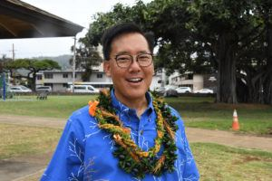 STAR-ADVERTISER / AUG. 2019                                 Keith Amemiya. Four Honolulu City Council members representing much of Central, Windward and East Oahu today endorsed Amemiya for mayor.