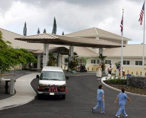 ASSOCIATED PRESS                                 The Yukio Okutsu Veterans Home was dedicated in Nov. 2007. The U.S. Department of Veterans Affairs has mobilized a team of health care professionals to help contain a COVID-19 outbreak at the Yukio Okutsu State Veterans Home in Hilo.