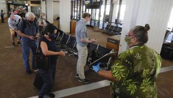 Hawaii travelers with pending coronavirus test results will no longer have chance to bypass quarantine