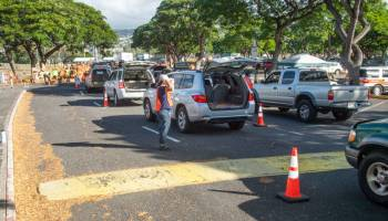 Hawaii records 156 new coronavirus infections statewide and no additional deaths