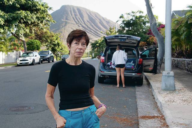 Residents upset by Hanauma Bay visitors jamming street parking