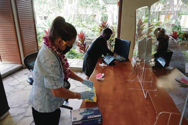 Hilton Hawaiian Village reopens as isle tourism slowly recovers