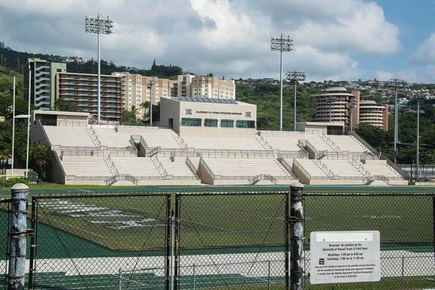 University of Hawaii drafts plan to host football games in Manoa
