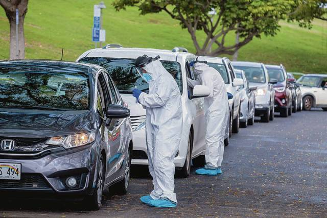 A year of COVID-19: Key leaders in Hawaii's pandemic response recall the challenges they faced