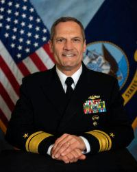 COURTESY U.S. NAVY                                 Rear Adm. Jeffrey T. Jablon will be assigned as commander of the sub force in the Pacific.