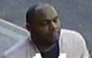 COURTESY OF NEW YORK POLICE DEPARTMENT VIA ASSOCIATED PRESS                                 This image taken from surveillance video shows a person of interest in connection with an assault of an Asian American woman, Monday, in New York.