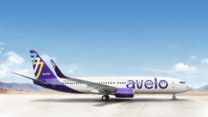 COURTESY AVELO VIA AP                                 Avelo airlines.