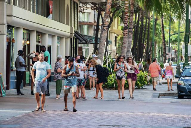 After more than a year, Hawaii economy slow to diversify