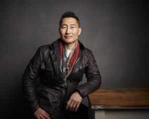 """TAYLOR JEWELL/INVISION/ASSOCIATED PRESS                                 Daniel Dae Kim posed for a portrait, in Jan. 2020, to promote the film """"Blast Beat"""" at the Music Lodge during the Sundance Film Festival in Park City, Utah. Kim is revealing little known nuggets about the breakthrough role that put him on the map."""