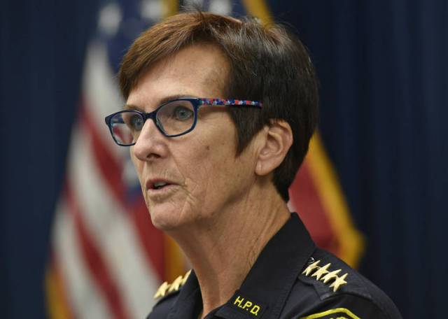 Honolulu Police Chief Susan Ballard to retire, cites lack of support