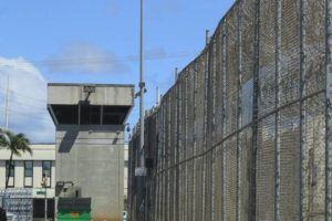 JAMM AQUINO / 2020                                 Oahu Community Correctional Center.