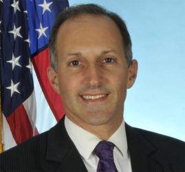COURTESY FBI                                 New FBI Honolulu field office Special Agent in Charge Steven B. Merrill.
