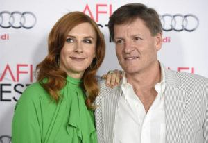 """CHRIS PIZZELLO/INVISION/AP / 2015                                 Tabitha Soren, left, and Michael Lewis arrives at the world premiere of """"The Big Short"""" during the AFI Fest at the TCL Chinese Theatre, in Los Angeles. The 19-year-old daughter of """"Moneyball"""" author Lewis and former MTV correspondent Soren was killed in a Northern California highway crash, according to her family and authorities. Dixie Lewis was a passenger in a car driven by her friend and former Berkeley High School classmate, Ross Schultz, 20, who also died in the Tuesday afternoon, May 25, accident."""