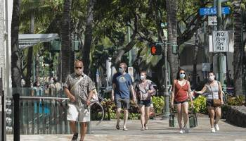 Hawaii records 1 new coronavirus-related death on Maui, 83 additional infections statewide