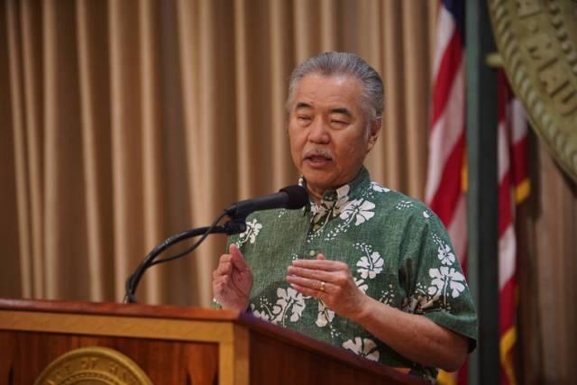 VIDEO: Gov. David Ige to maintain Hawaii's mask mandate despite updated CDC guidance