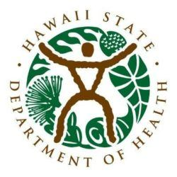 Hawaii State Department of Health.