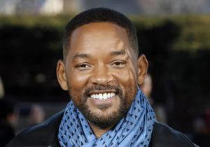 """ASSOCIATED PRESS / 2020 Actor Will Smith poses for photographers during the photo call of """"Bad Boys for Life,"""" in Paris."""