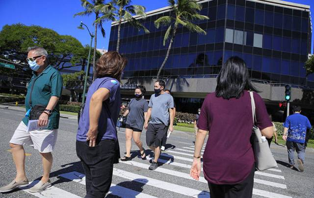 Hawaii records 2 new coronavirus-related deaths, 69 additional cases