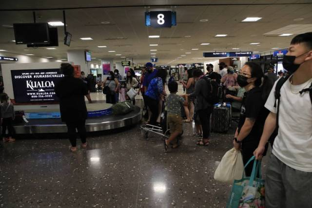 Hawaii to relax travel, gathering rules starting July 8 once vaccination goals met