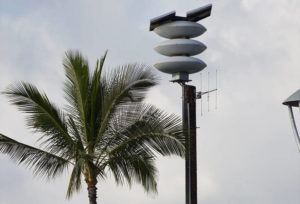 STAR-ADVERTISER / 2018                                 State and county officials will conduct a siren testing from 9 a.m. to 4 p.m. today at Pier 39 in Honolulu.
