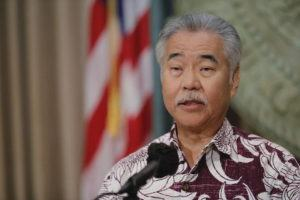 STAR-ADVERTISER                                 Hawaii Gov. David Ige