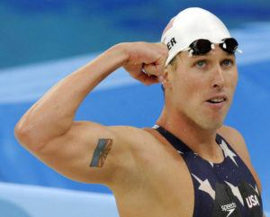 ASSOCIATED PRESS / AUG. 12, 2008                                 U.S. relay swimmer Klete Keller, seen here at the Beijing 2008 Olympics, pleaded guilty today to a felony charge for storming the U.S. Capitol during the Jan. 6 riot. Keller faces 21 to 27 months in prison for his guilty plea to obstruction of an official proceeding.