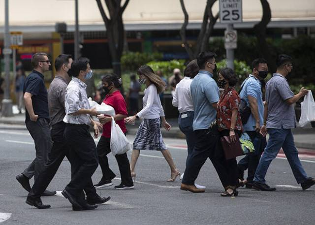 Hawaii records 8 new coronavirus-related deaths, 588 additional infections