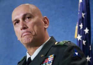 ASSOCIATED PRESS / 2007                                 Lt. Gen. Raymond T. Odierno, who serves as the commanding general of Multi-National Corps-Iraq, gives an update on conditions, where he has served in his current leadership capacity since Dec. 2006 during a news conference at the National Press Club in Washington. Odierno, a retired Army general who commanded American and coalition forces in Iraq at the height of the war and capped a 39-year career by serving as the Army's chief of staff, has died, his family said Saturday, Oct. 9. He was 67.