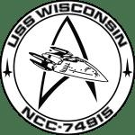USS Wisconsin logo