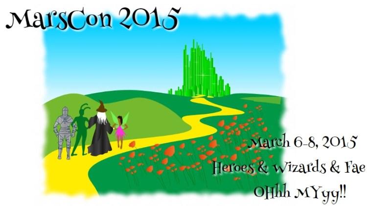 Marscon 2015 Logo