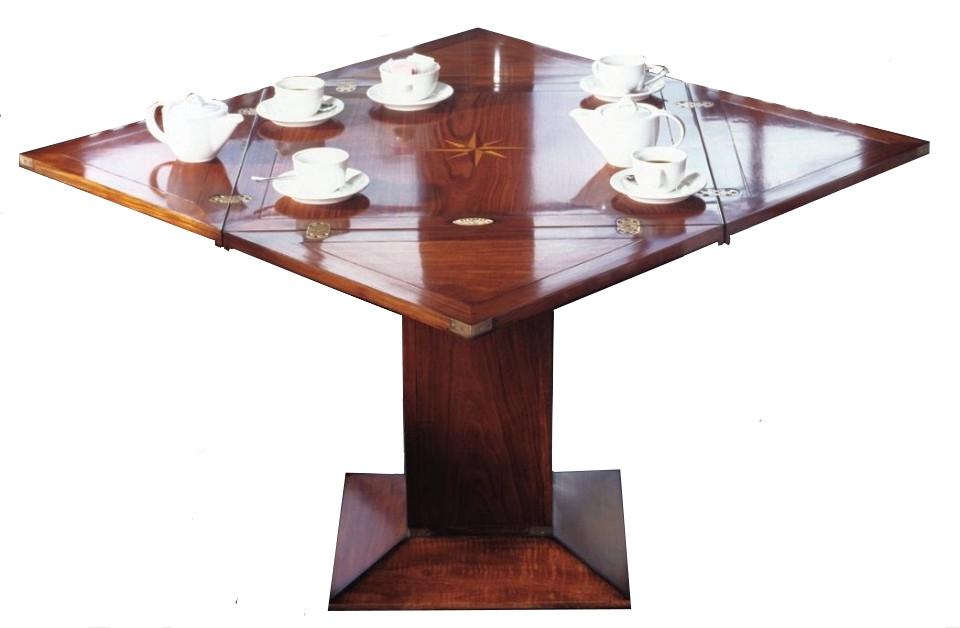 square foldable table de grasse