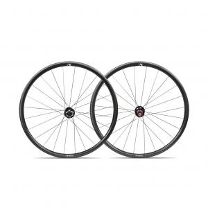 AX Lightness Selection 28C clincher disc road wheelset TL