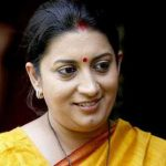 Smriti Irani Biography, Wiki, Age, Height, Husband, Family & Biodata