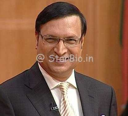Rajat Sharma Height, Weight, Age, Wiki, Biography, Wife, Family