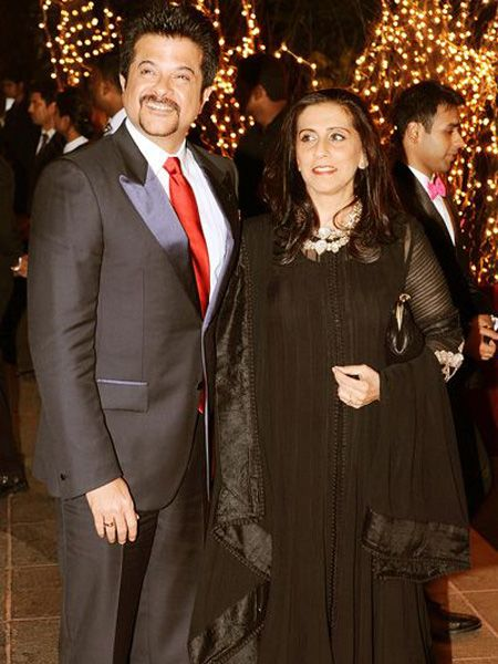 Rhea Kapoor parents