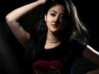 Megha Chowdhury age