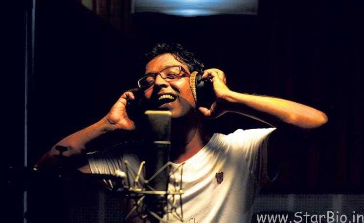 sanup poudel singer