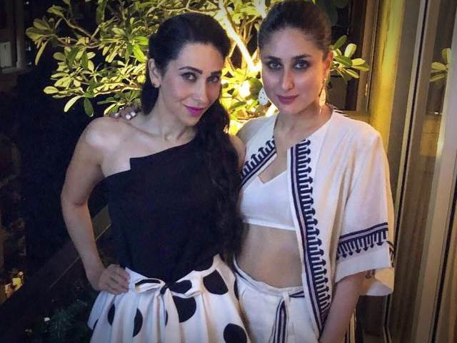 Kareena Kapoor and Karishma Kapoor are niece of Rishi Kapoor