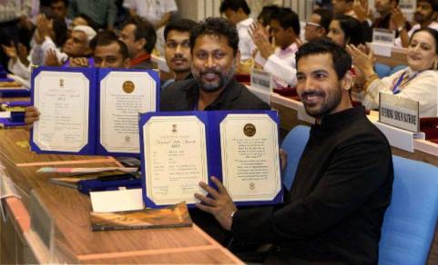 National award for vicky Donor
