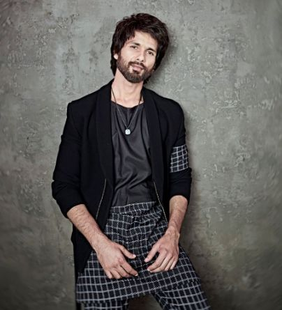 Shahid Kapoor Contact Information