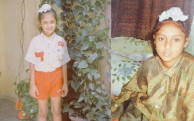 Diljit Dosanjh's childhood pictures