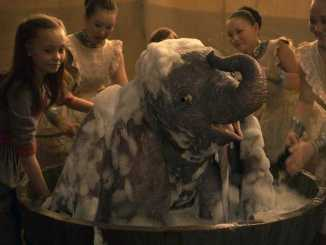 dumbo live action cast image
