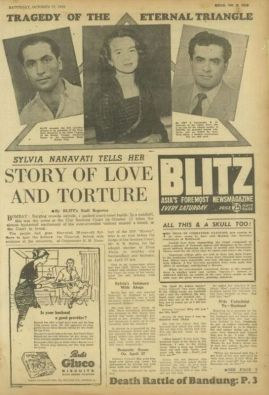 Cover Story Of Nanavati's Case In Blitz