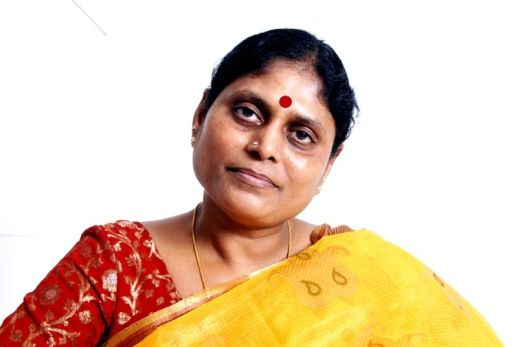 Jaganmohan Reddy's Mother Y. S. Vijayamma