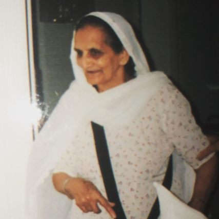 Jazzy B's mother