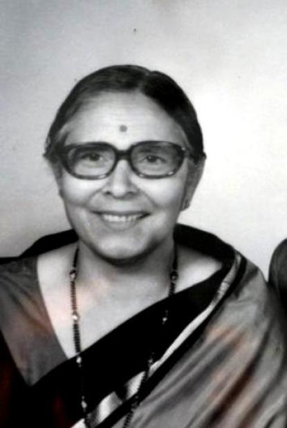 Kapil Sibal's Mother Kailash Rani Sibal