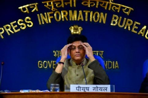 Piyush Goyal-Head Of The Press Information Bureau
